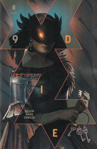 Cover Thumbnail for Die (Image, 2018 series) #9 [Cover A]