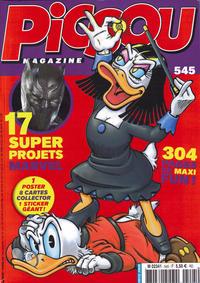Cover Thumbnail for Picsou Magazine (Disney Hachette Presse, 1972 series) #545