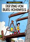 Cover for Johann und Pfiffikus (Carlsen Comics [DE], 1979 series) #5 - Der Ring von Burg Hohenfels