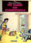 Cover for Johann und Pfiffikus (Carlsen Comics [DE], 1979 series) #4 - Der Zauber von Schwarzenfels
