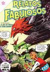 Cover for Relatos Fabulosos (Editorial Novaro, 1959 series) #27