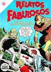 Cover for Relatos Fabulosos (Editorial Novaro, 1959 series) #28