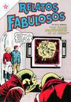 Cover for Relatos Fabulosos (Editorial Novaro, 1959 series) #38