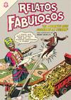 Cover for Relatos Fabulosos (Editorial Novaro, 1959 series) #78