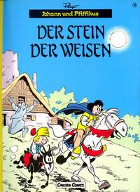 Cover Thumbnail for Johann und Pfiffikus Classic (Carlsen Comics [DE], 1998 series) #4 - Der Stein der Weisen