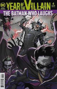 Cover Thumbnail for Batman / Superman (DC, 2019 series) #4 [Acetate Cover]