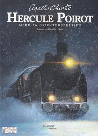 Cover Thumbnail for Hercule Poirot (Hjemmet / Egmont, 2019 series) #[1] - Mord på Orientekspressen