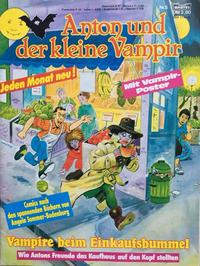 Cover Thumbnail for Anton und der kleine Vampir (Bastei Verlag, 1990 series) #5