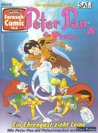 Cover Thumbnail for Bastei Fernseh-Comic (Bastei Verlag, 1992 series) #6