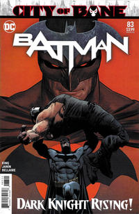 Cover Thumbnail for Batman (DC, 2016 series) #83