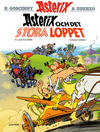 Cover for Asterix (Egmont, 1996 series) #37 - Asterix och det stora loppet