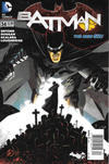 Cover Thumbnail for Batman (2011 series) #34 [Newsstand]