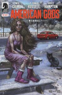 Cover Thumbnail for American Gods: My Ainsel (Dark Horse, 2018 series) #7 [Glenn Fabry]