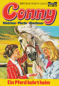 Cover Thumbnail for Conny (Bastei Verlag, 1980 series) #4