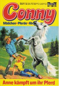 Cover Thumbnail for Conny (Bastei Verlag, 1980 series) #7