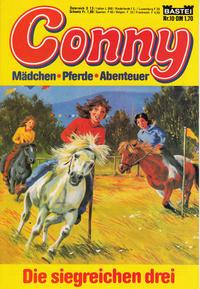 Cover Thumbnail for Conny (Bastei Verlag, 1980 series) #10