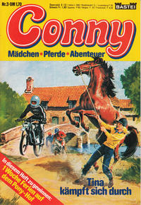 Cover Thumbnail for Conny (Bastei Verlag, 1980 series) #3