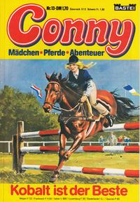 Cover Thumbnail for Conny (Bastei Verlag, 1980 series) #13