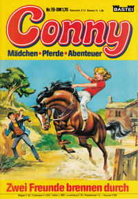 Cover for Conny (Bastei Verlag, 1980 series) #19