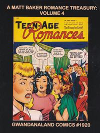 Cover Thumbnail for Gwandanaland Comics (Gwandanaland Comics, 2016 series) #1920 - A Matt Baker Romance Treasury: Volume 4