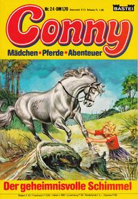Cover Thumbnail for Conny (Bastei Verlag, 1980 series) #24