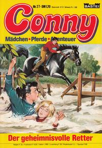Cover Thumbnail for Conny (Bastei Verlag, 1980 series) #27