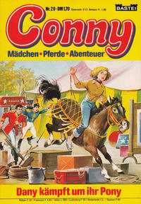 Cover Thumbnail for Conny (Bastei Verlag, 1980 series) #29