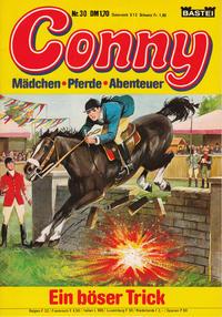 Cover Thumbnail for Conny (Bastei Verlag, 1980 series) #30