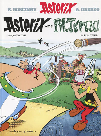 Cover for Asterix (Egmont, 1996 series) #35