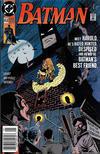 Cover for Batman (DC, 1940 series) #458 [Newsstand]