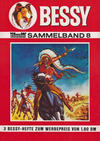 Cover for Bessy Sammelband (Bastei Verlag, 1966 ? series) #8