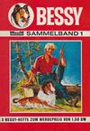 Cover for Bessy Sammelband (Bastei Verlag, 1966 ? series) #1
