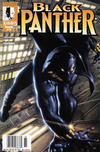 Cover for Black Panther (Marvel, 1998 series) #1 [Newsstand]