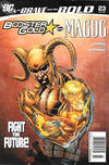 Cover Thumbnail for The Brave and the Bold (2007 series) #23 [Newsstand]