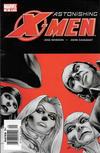 Cover for Astonishing X-Men (Marvel, 2004 series) #15 [Newsstand]