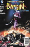 Cover for Batgirl (DC, 2011 series) #14 [Newsstand]