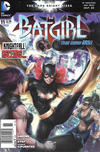 Cover for Batgirl (DC, 2011 series) #11 [Newsstand]