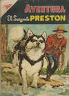 Cover for Aventura (Editorial Novaro, 1954 series) #23