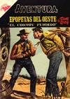 Cover for Aventura (Editorial Novaro, 1954 series) #16