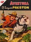 Cover for Aventura (Editorial Novaro, 1954 series) #14