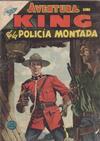 Cover for Aventura (Editorial Novaro, 1954 series) #7
