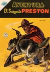 Cover for Aventura (Editorial Novaro, 1954 series) #1