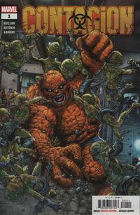Cover Thumbnail for Contagion (Marvel, 2019 series) #1 [Juan José Ryp]