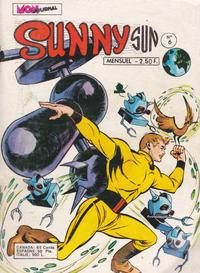 Cover Thumbnail for Sunny Sun (Mon Journal, 1977 series) #6