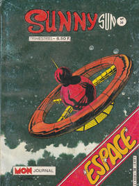 Cover Thumbnail for Sunny Sun (Mon Journal, 1977 series) #50