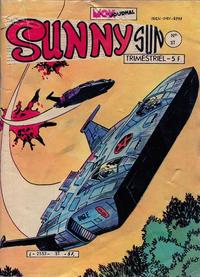 Cover Thumbnail for Sunny Sun (Mon Journal, 1977 series) #37