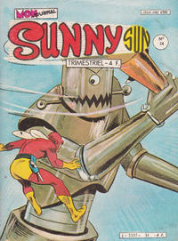 Cover Thumbnail for Sunny Sun (Mon Journal, 1977 series) #34