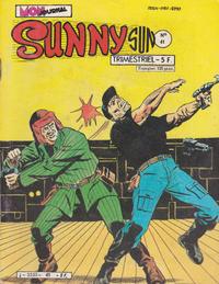Cover Thumbnail for Sunny Sun (Mon Journal, 1977 series) #41