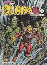 Cover Thumbnail for Sunny Sun (Mon Journal, 1977 series) #38
