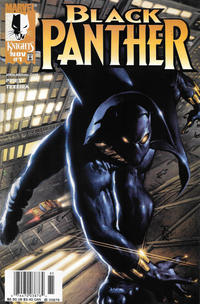 Cover Thumbnail for Black Panther (Marvel, 1998 series) #1 [Newsstand]
